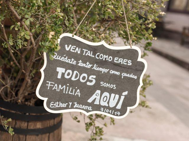 La boda de Juanma y Esther en Tagamanent, Barcelona 43