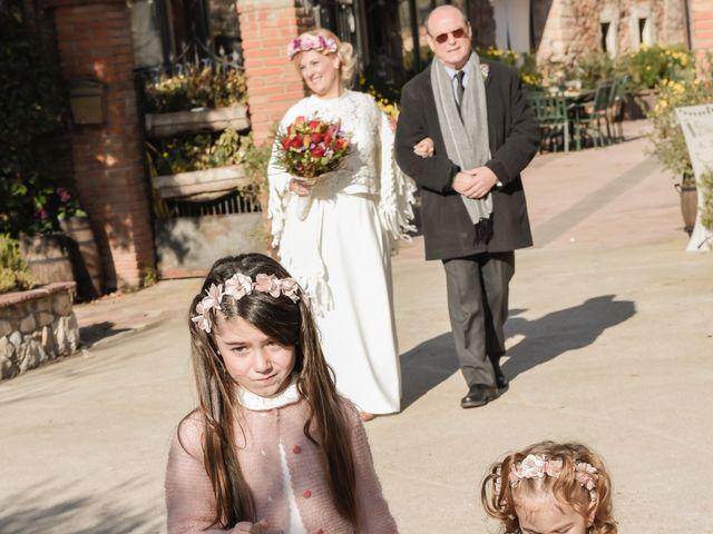 La boda de Juanma y Esther en Tagamanent, Barcelona 53