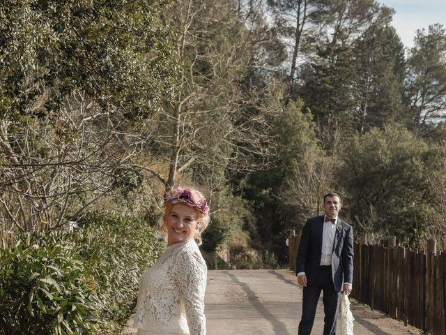 La boda de Juanma y Esther en Tagamanent, Barcelona 55