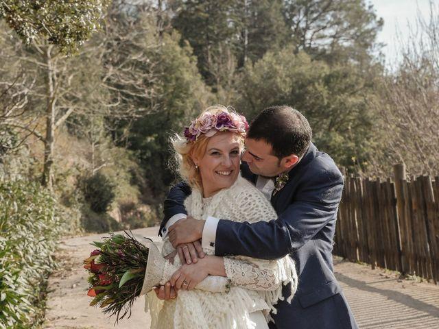 La boda de Juanma y Esther en Tagamanent, Barcelona 56