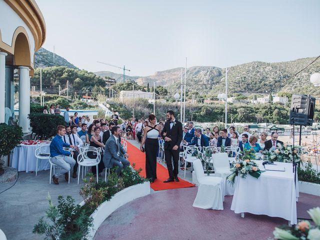La boda de Pablo y Miriam en Garraf, Barcelona 14