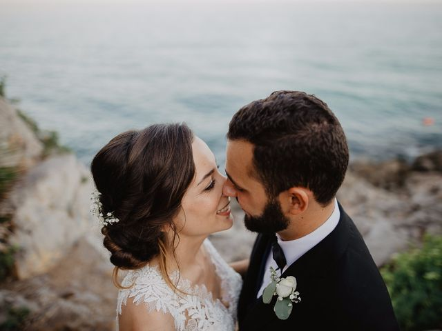 La boda de Pablo y Miriam en Garraf, Barcelona 23