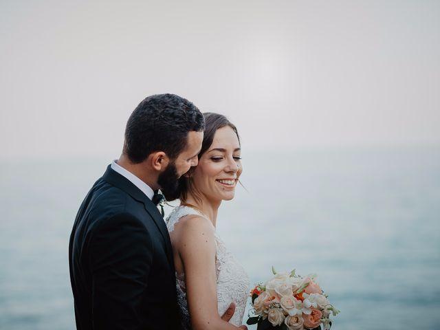 La boda de Pablo y Miriam en Garraf, Barcelona 2