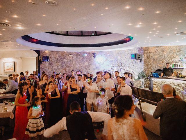 La boda de Pablo y Miriam en Garraf, Barcelona 34