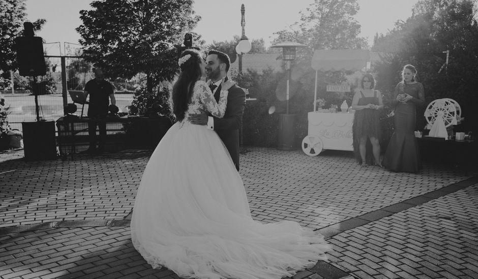La boda de Omar y Virginia en Valladolid, Valladolid