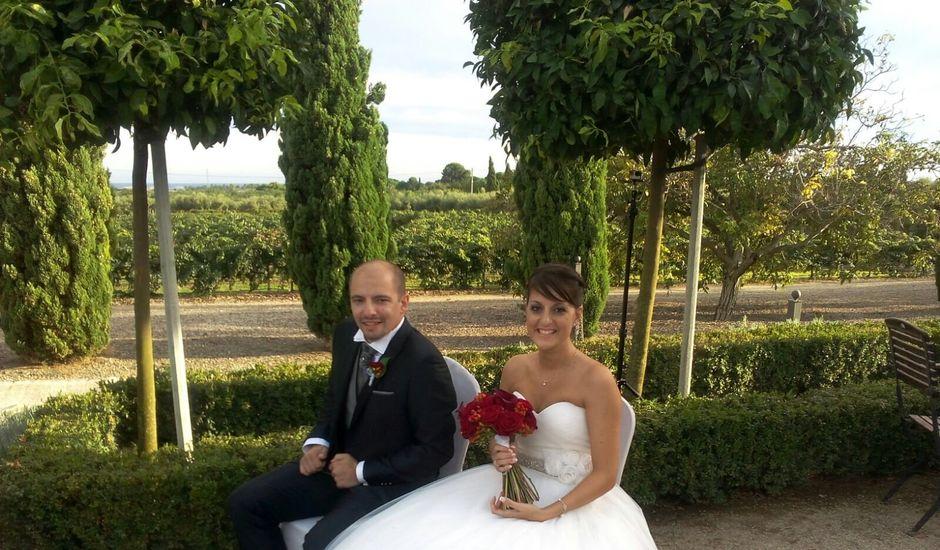La boda de Sergio y Sandra en Cambrils, Tarragona