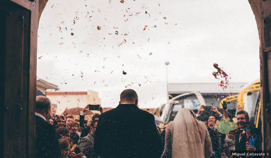 La boda de Paco y Paloma en Santo Tome Del Puerto, Segovia