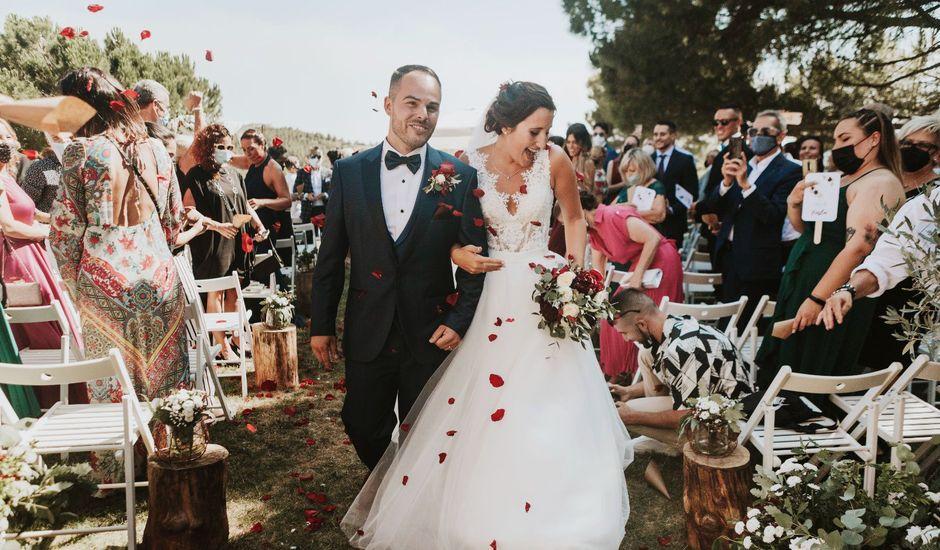 La boda de Albert López Alcázar y Yolanda Higueras Fernández  en Rubio, Barcelona
