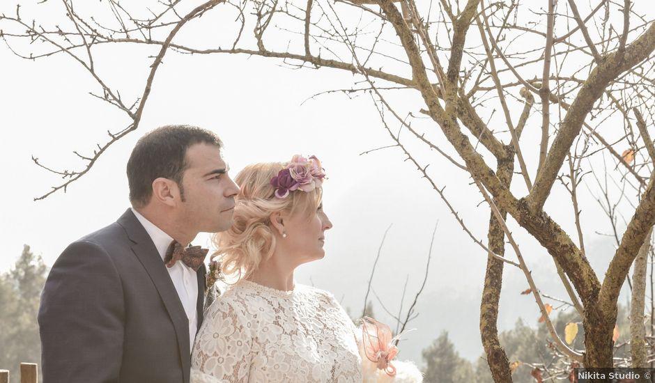 La boda de Juanma y Esther en Tagamanent, Barcelona