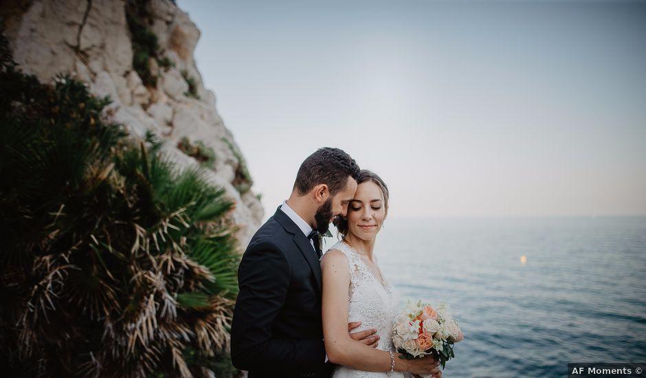 La boda de Pablo y Miriam en Garraf, Barcelona