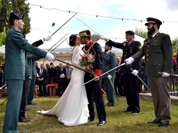 La boda de Rosa y Sergio
