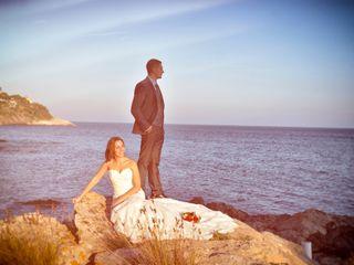 La boda de Montse y Marcel