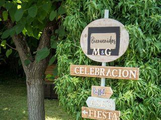 La boda de Marcela y Gonzalo 2