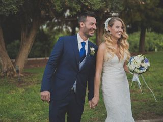 La boda de Nieves y Bruno 1