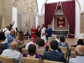 La boda de Mariloli y Alfonso
