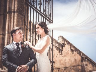 La boda de Alba y Salvador