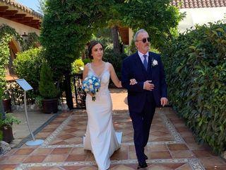 La boda de Rut y David 1