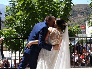 La boda de Mari Chelo y Juanma