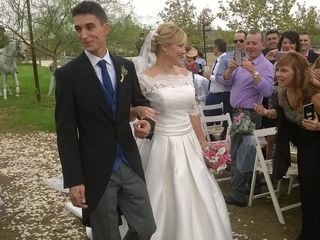 La boda de Asun y Ricardo