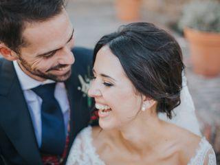 La boda de Paula y Pedro