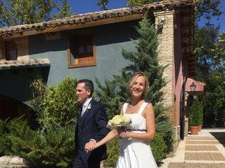 La boda de Eloy y Carolina  2
