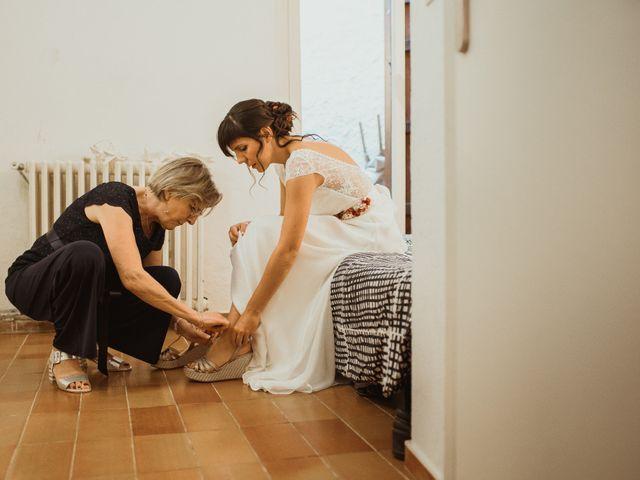 La boda de Roger y Marta en Girona, Girona 12