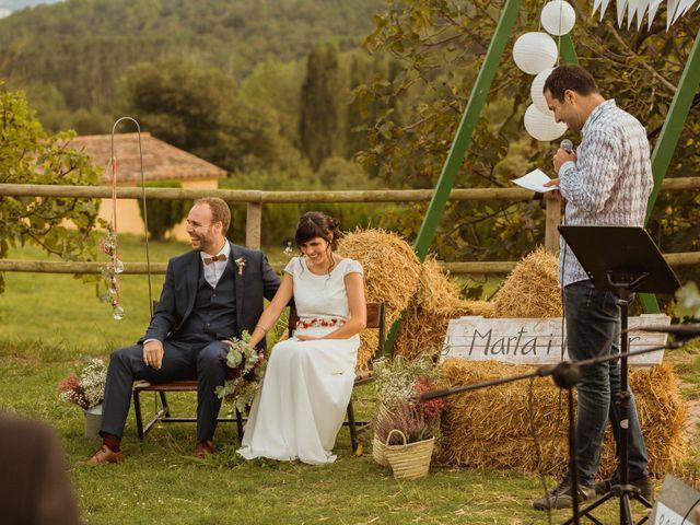 La boda de Roger y Marta en Girona, Girona 19