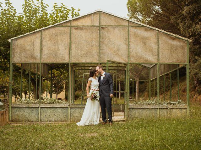 La boda de Roger y Marta en Girona, Girona 1