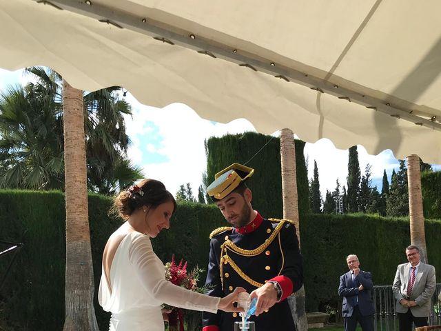 La boda de Sergio y Rosa en Granada, Granada 4