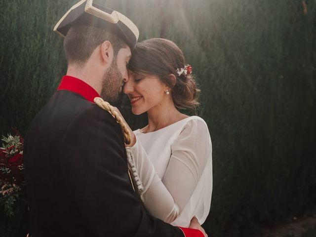 La boda de Sergio y Rosa en Granada, Granada 6