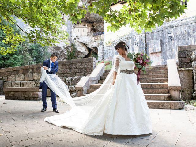 La boda de Pablo y Rocio en Cangas De Onis, Asturias 1