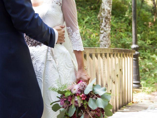 La boda de Pablo y Rocio en Cangas De Onis, Asturias 2