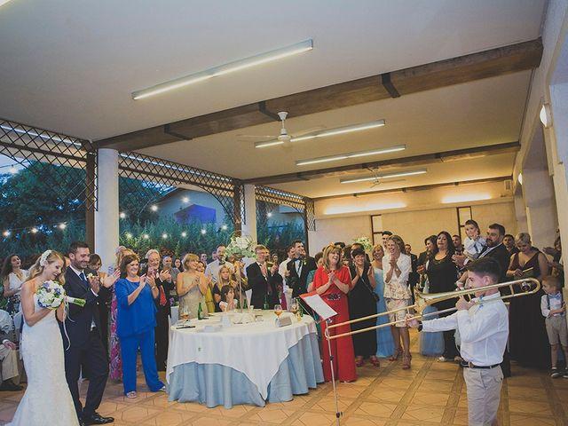 La boda de Bruno y Nieves en Valencia, Valencia 10