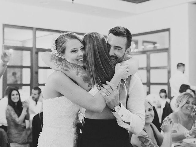 La boda de Bruno y Nieves en Valencia, Valencia 17