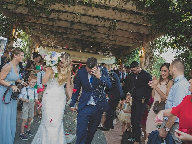 La boda de Bruno y Nieves en Valencia, Valencia 53