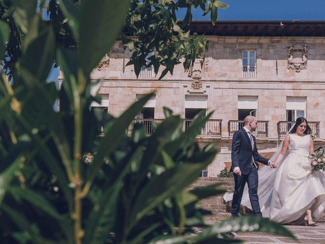 La boda de Iker y Ainara en Mungia, Vizcaya 48