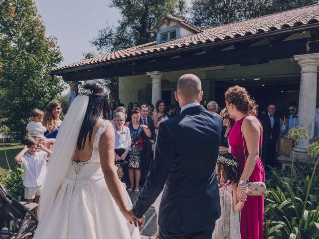 La boda de Iker y Ainara en Mungia, Vizcaya 51