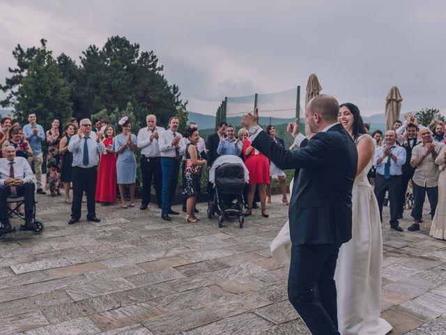 La boda de Iker y Ainara en Mungia, Vizcaya 116