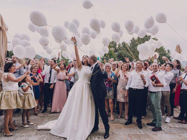 La boda de Iker y Ainara en Mungia, Vizcaya 118