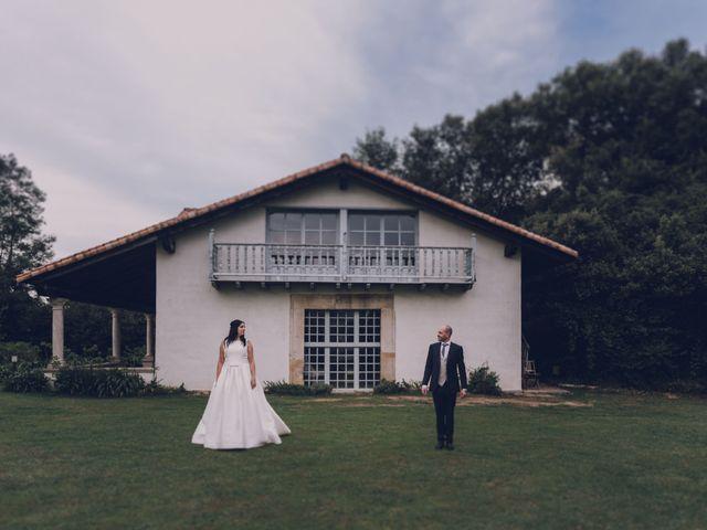 La boda de Iker y Ainara en Mungia, Vizcaya 122