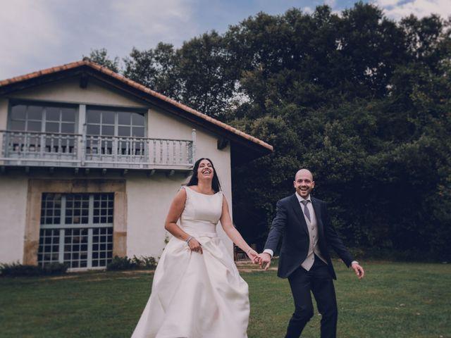 La boda de Iker y Ainara en Mungia, Vizcaya 124