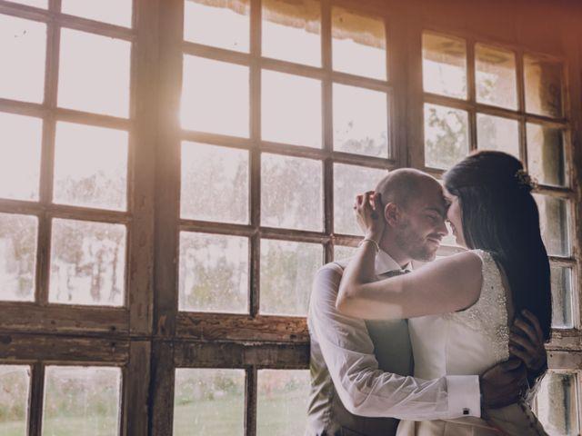 La boda de Ainara y Iker