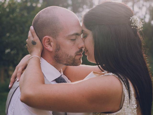 La boda de Iker y Ainara en Mungia, Vizcaya 130