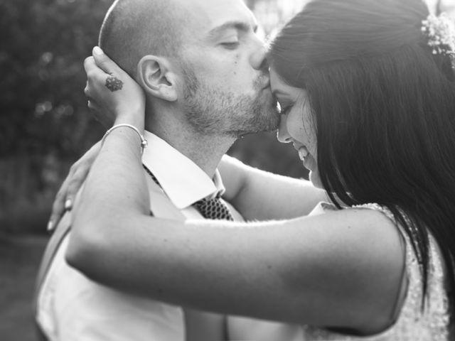 La boda de Iker y Ainara en Mungia, Vizcaya 131