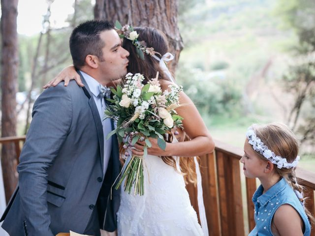 La boda de Victor y Rosana en L' Albiol, Tarragona 14