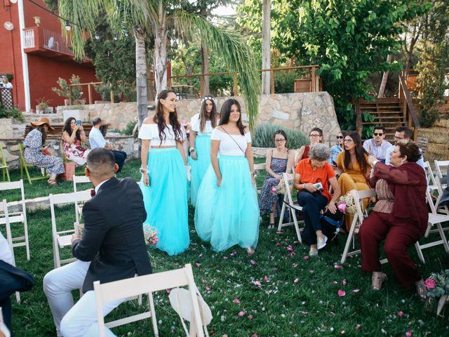 La boda de Victor y Rosana en L' Albiol, Tarragona 16