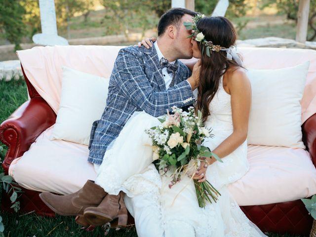 La boda de Victor y Rosana en L' Albiol, Tarragona 26