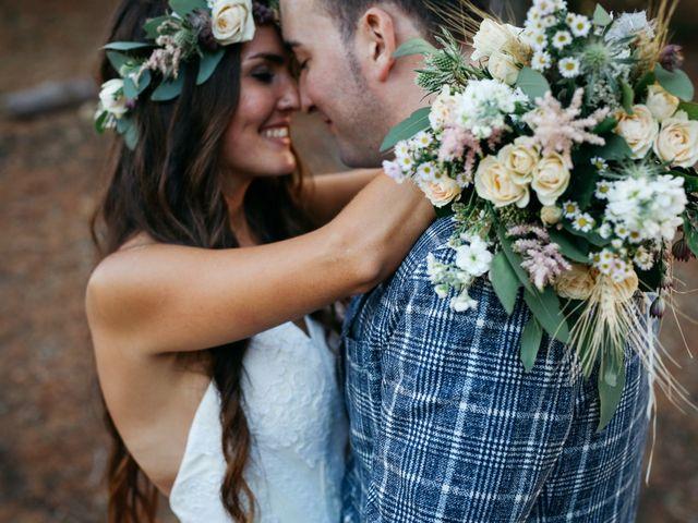 La boda de Rosana y Victor