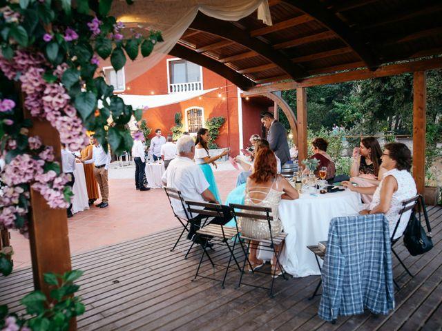 La boda de Victor y Rosana en L' Albiol, Tarragona 34