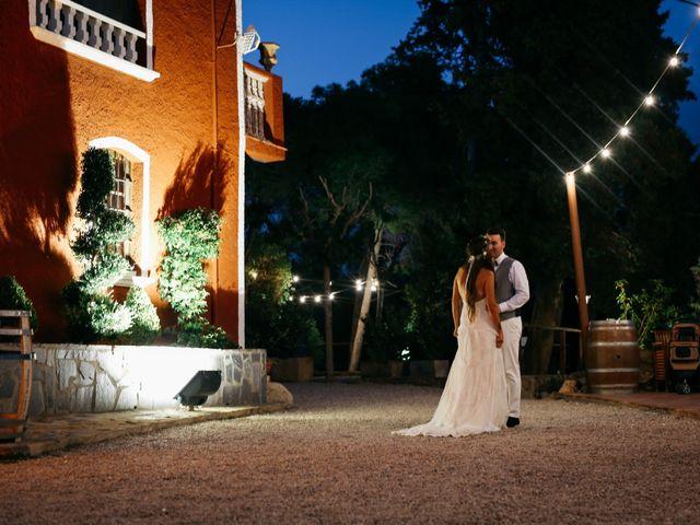La boda de Victor y Rosana en L' Albiol, Tarragona 35